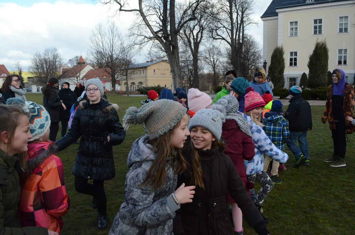 Winter Krzyżowa! Polish-Czech-German meeting of children and youth in Krzyżowa - 11.-16.02.2018 (gallery, video)
